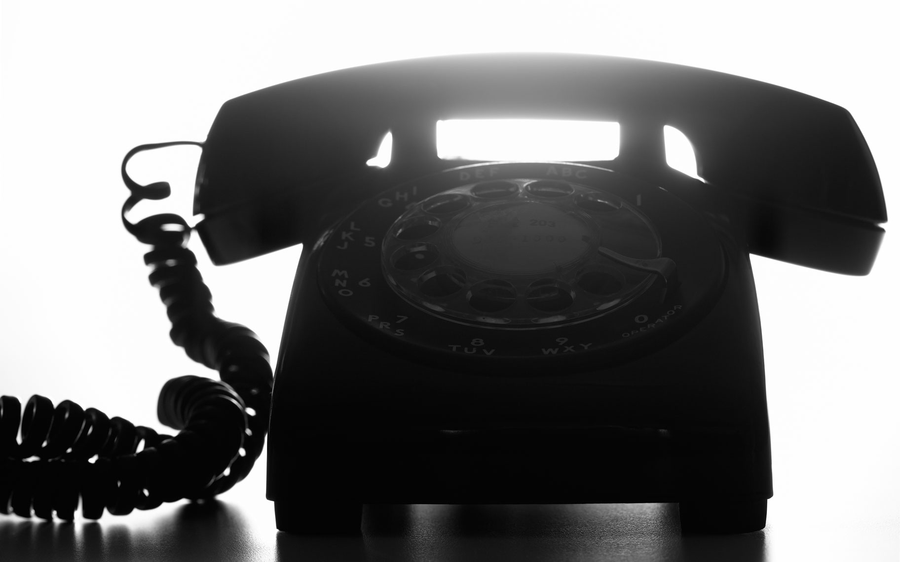Rotary Dial Phone