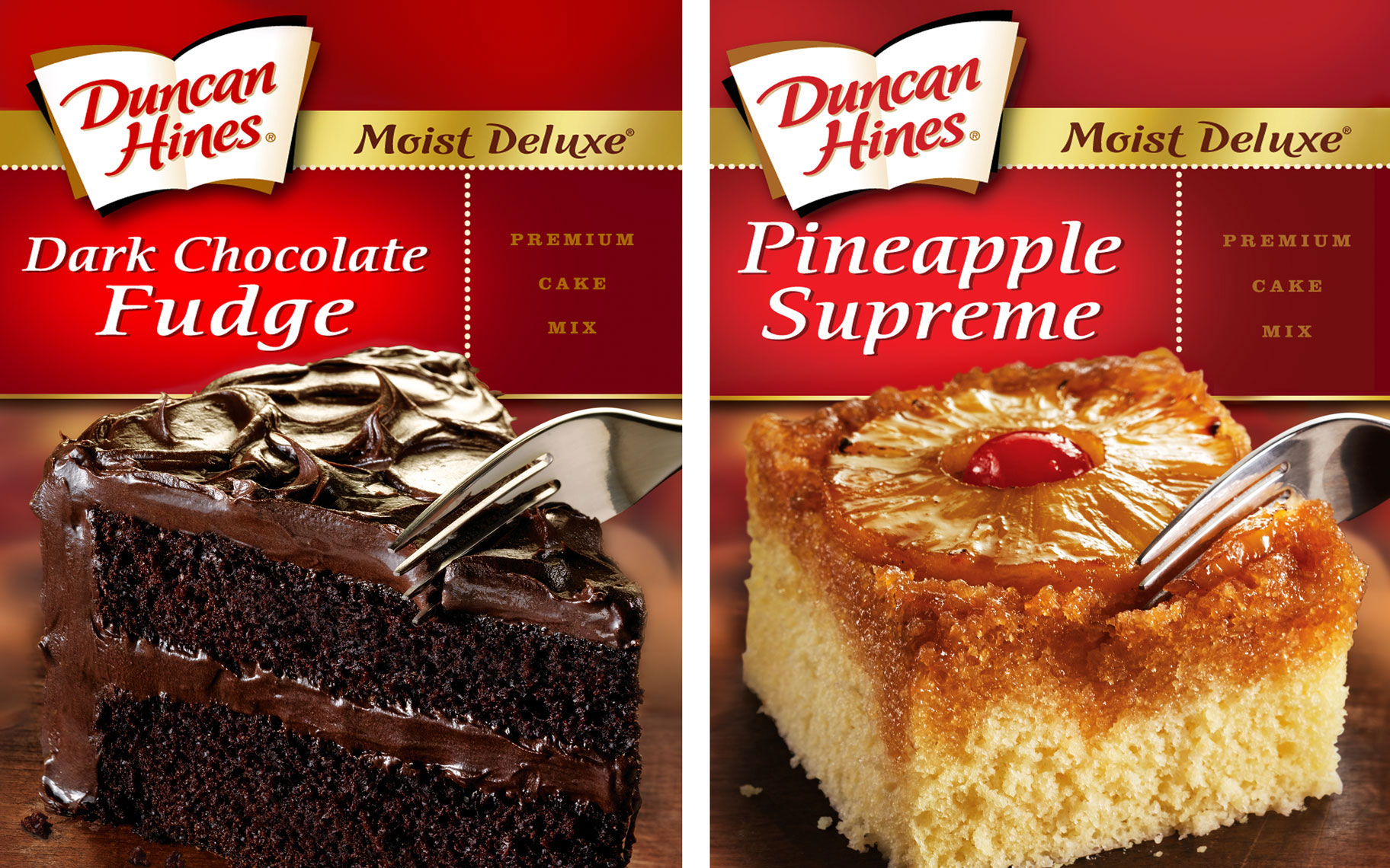 Duncan-Hines-Cakes
