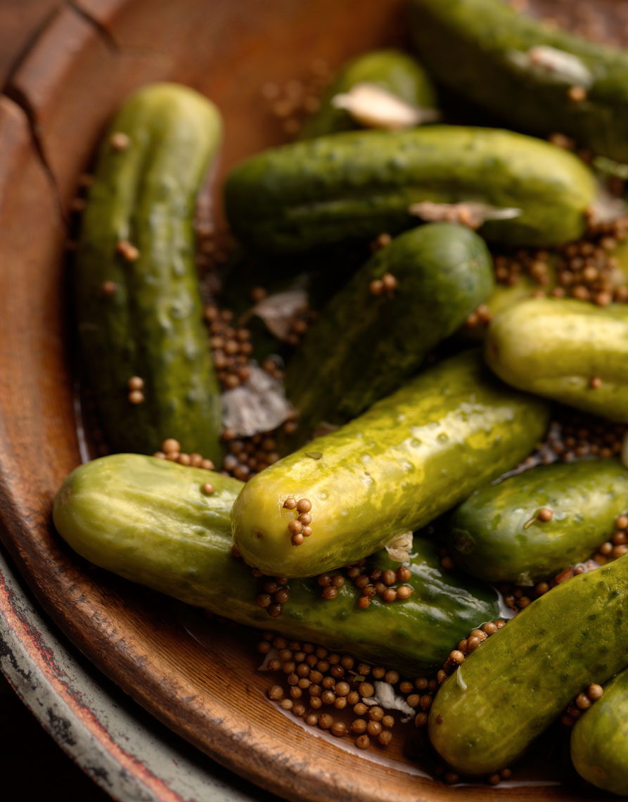 Sour Pickles | Pickle Guys